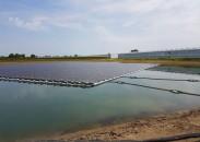 Drijvend zonnepark voor Azewijnse Broek